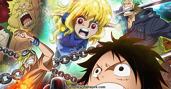 One Piece Heart Of Gold Stream