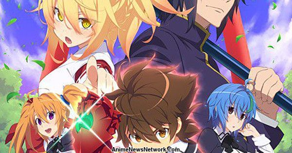 Hulu to Also Simulcast High School DxD Hero Anime - News - Anime