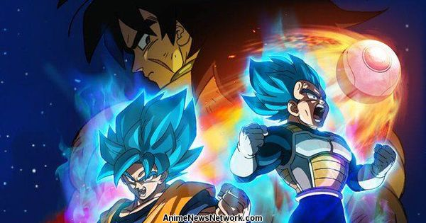 Dragon Ball Super: Broly Film's N. American Theatrical Run Reaches US$29 Million