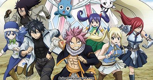 Fairy Tail: Final Season - Anime News Network