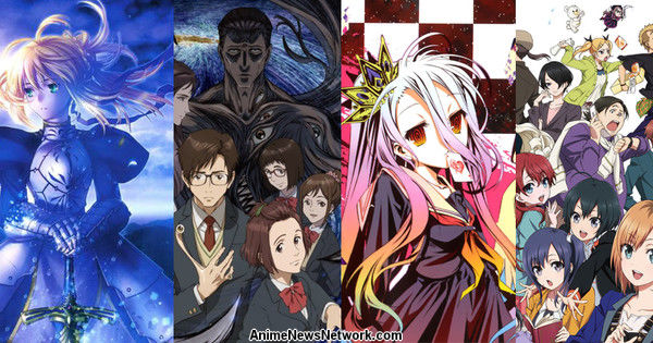 Your Top 5 Anime of 2014 (And Ours)