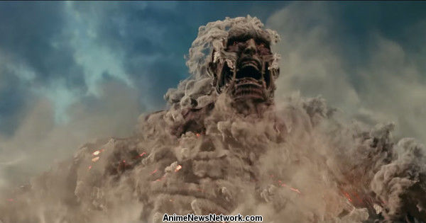 attack on titan  part i  live-action movie