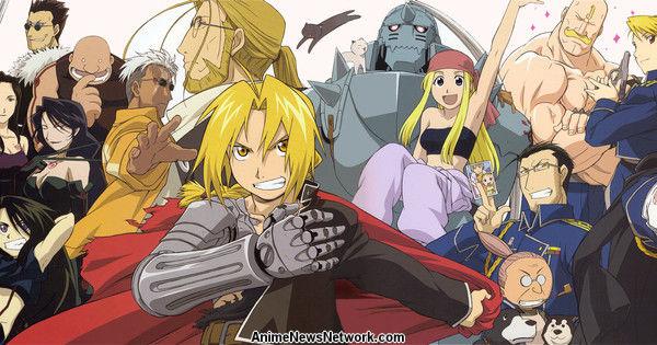 In Defense of Fullmetal Alchemist 2003 - Anime News Network