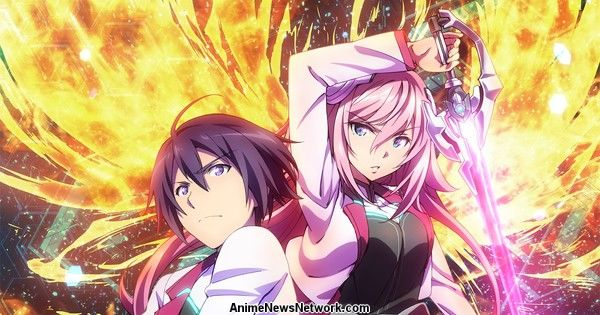 Aniplex USA Licenses The Asterisk War Anime