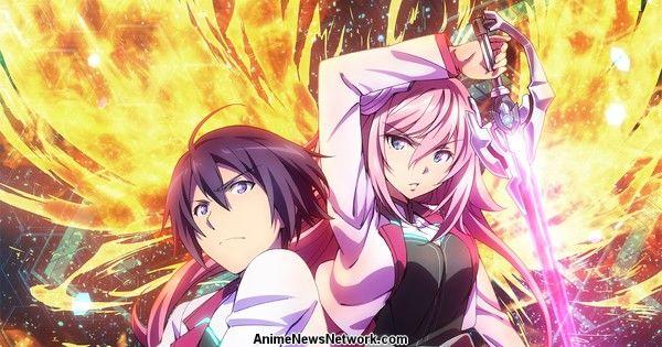 Aniplex USA Licenses The Asterisk War Anime