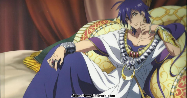 Magi Adventure Of Sinbad Review Anime News Network