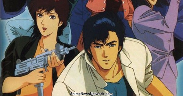 City hunter manga gets french live action film by philippe lacheau updated news anime news - Nekopara live wallpaper ...
