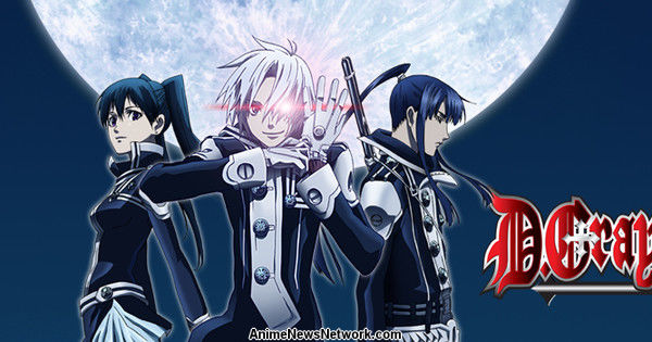 Funimation Licenses D.Gray-Man Episodes 52-103