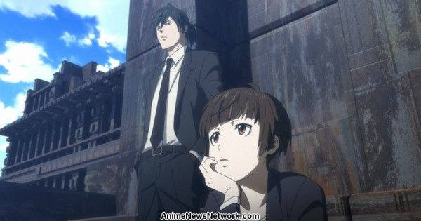 Psycho-Pass Film's English-Dubbed Trailer Streamed
