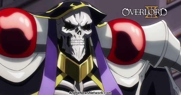 Overlord III Anime's 1st Episode Previewed in 2 Videos