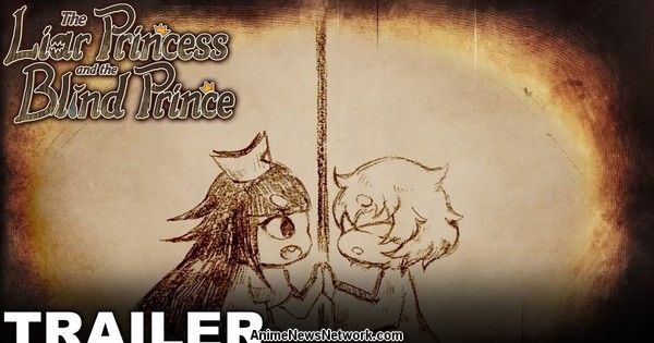The Liar Princess and the Blind Prince Game's Launch Trailer Streamed