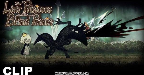 The Liar Princess and the Blind Prince Game's Clip Shows Princess Protecting Prince