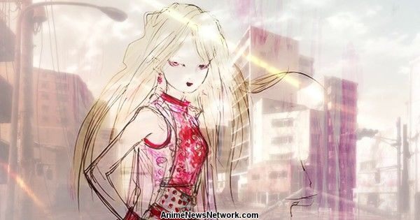 Yoshitaka Amano's Gibiate Anime Series Reveals 2nd Subtitled Trailer