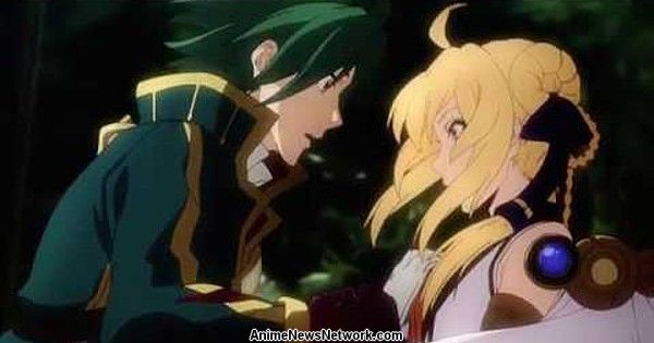 Record Of Grancrest War Anime S English Subtitled Trailer