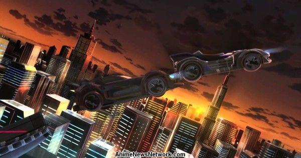 Nelvana, Sumitomo Reveal Geki Drive Animated Series Based on Bandai's Car Toy Line