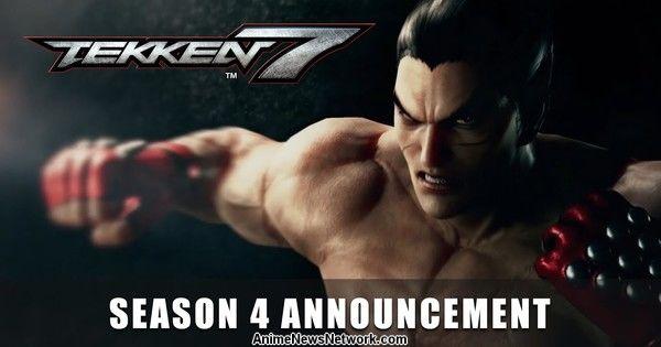 Tekken 7 Game Reveals Season Pass 4