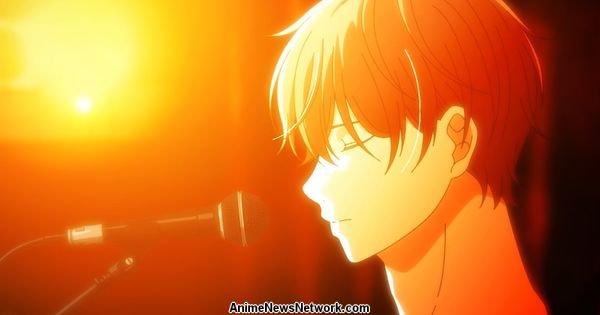Natsuki Kizu S Given Boys Love Manga Gets Tv Anime In July On