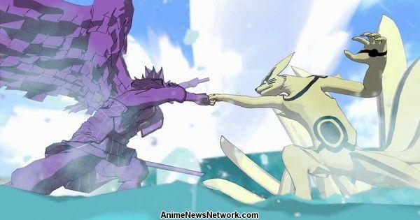 Fan-Animated Video Imagines Naruto & Sasuke's Final Battle