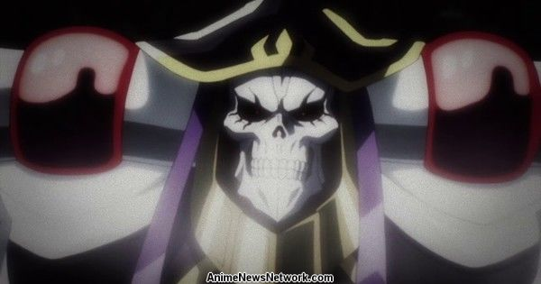 Overlord Anime Gets 3rd Series (Update) - News - Anime News Network