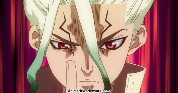 Dr. Stone Anime's Video Previews New Theme Songs