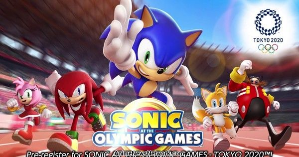 Sonic at the Olympic Games: Tokyo 2020 Smartphone Game's Trailer Reveals May Release