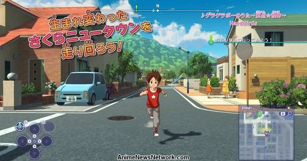 Yo-Kai Watch 4 Game's 2nd Promo Video Streamed