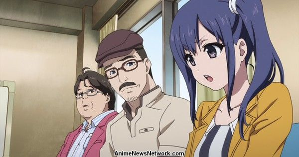 d Anime Store's 3rd Shirobako Anime Ad Features New Cuts