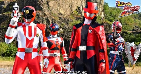 Lupinranger Vs Patranger Vs Kyuranger Films Trailer Poster