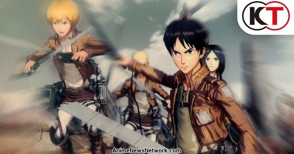 Koei Tecmo's Attack on Titan Game Teases Group Tactics, Cleaning Costumes in Videos