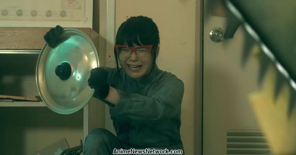 Live-Action Chimamire Sukeban Chainsaw Red Films' 2 Trailers Posted