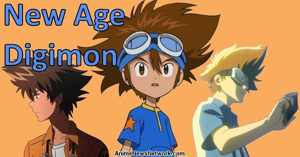 Digimon in the Modern Era
