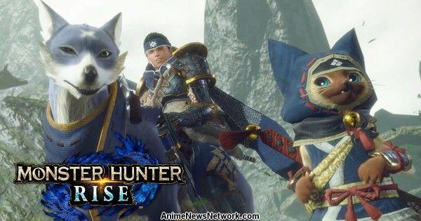 Monster Hunter Rise Ships 5 Million Copies Worldwide