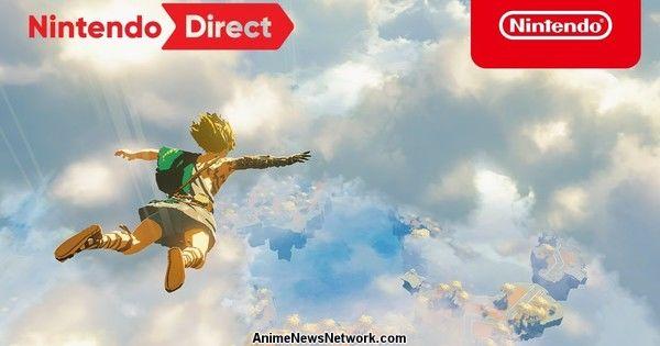 The Legend of Zelda: Breath of the Wild Sequel Game's Trailer Reveals 2022 Launch