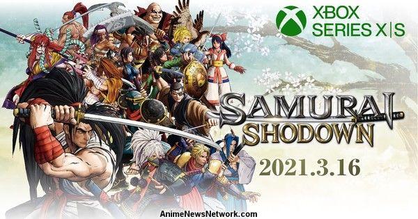 Игра Samurai Shodown выходит на Xbox Series X | S 16 марта