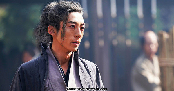 Live-Action Rurouni Kenshin: The Beginning Film добавляет 3 актеров
