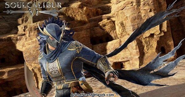 Транслировался трейлер DLC Hwang для игры Soulcalibur VI
