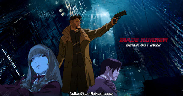 Blade Runner: Black Lotus Anime Debuts This Fall on Adult Swim in Canada