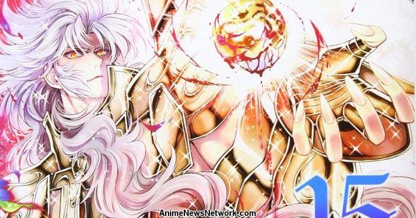 Saint Seiya: Saintia Shō Manga Nears Ending