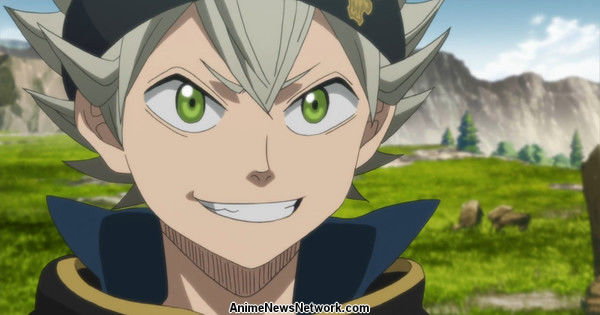 Anime Fan Couple Names Their Son After Black Clover's Asta ...