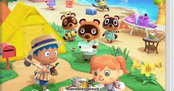 Famitsu: игровая индустрия в Японии подскочила на 12,5% в 2020 году, на Nintendo Switch приходится 87% продаж консолей