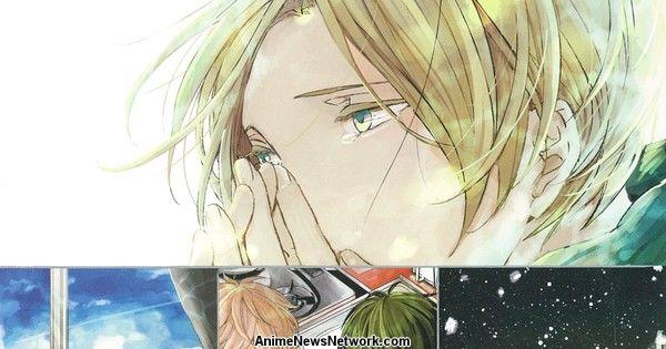 Sublime Licenses Natsuki Kizu's Links, Aya Sakyo's Scattering His Virgin Bloom Manga