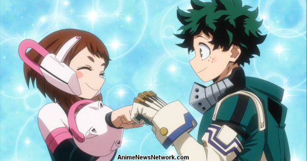My Hero Academia ‒ Episode 113