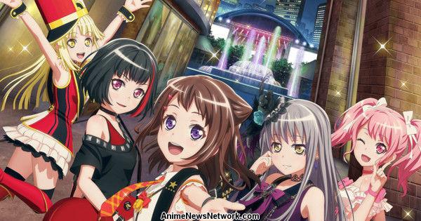 HIDIVE Streams BanG Dream! FILM LIVE Anime Film