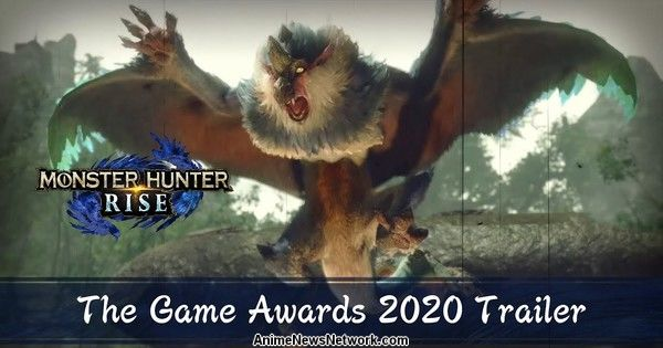 Трейлер игры Monster Hunter Rise Switch освещает мир и монстров