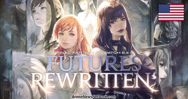 Final Fantasy XIV Game Streams Trailer for Patch 5.4 'Futures Rewritten'