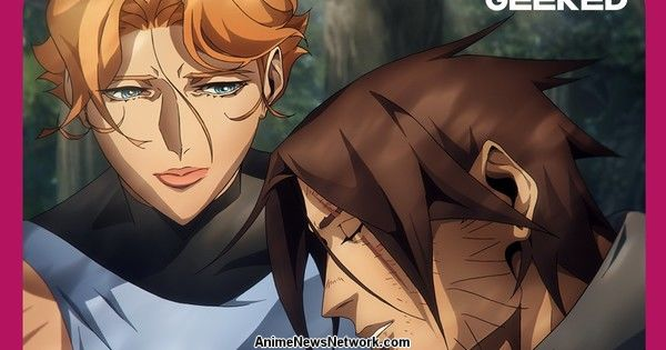 Castlevania Animated Show Gets New Spinoff Series Featuring Richter Belmont, Maria Renard