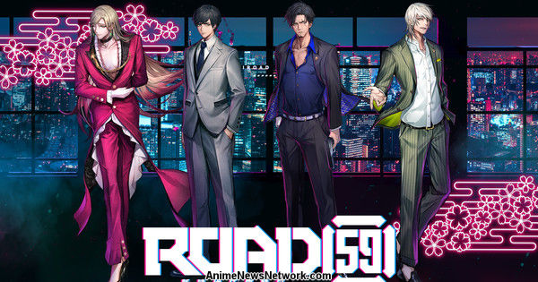 Bushiroad Reveals New Road59 Mixed Media Project About Yakuza