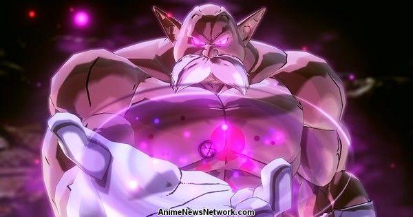 Игра Dragon Ball Xenoverse 2 раскрывает персонажа DLC Toppo