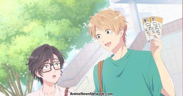 Season 2 wotakoi 10 Anime