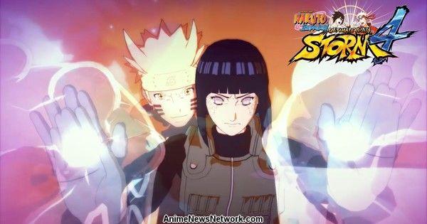 Naruto Shippuden: Ultimate Ninja Storm 4's Opening Video ...